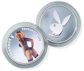 mm  999 fine silver medal