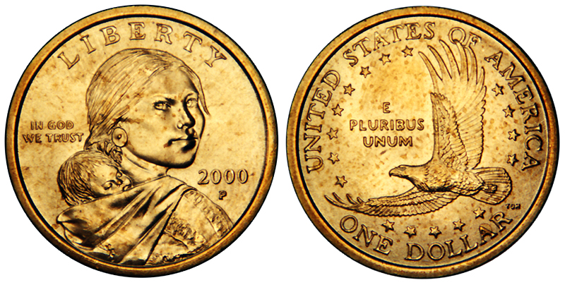 Discoloration On Golden Dollars - 800x404 - jpeg