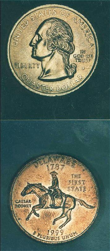 delaware first state coin