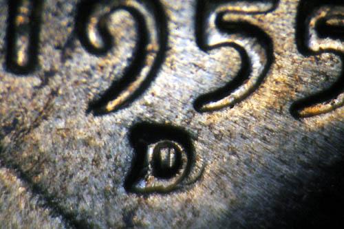 Ken Potter's Error & Variety Coin List