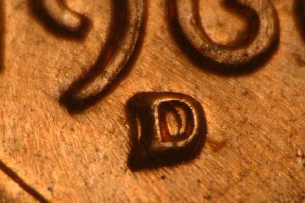 1960-D  UNC  LARGE DATE  LINCOLN MEMORIAL CENT #11