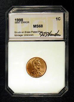 Brass Cent Offers